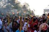Palangka Raya zona merah, perayaan Nyepi diminta tidak ada berkumpul