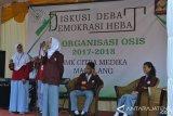 Siswa Diajak Bangun Demokrasi Sehat melalui Pemilihan Ketua OSIS