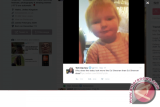 Lucu! Balita Ini Jadi Viral Karna Mirip Ed Sheeran
