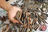 Bea Cukai Badau gagalkan penyelundupan 62 butir amunisi dari Malaysia