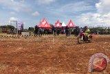 Astra Motor Makassar Uji Ketangkasan Motor Trail