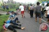 138 orang meninggal laka lantas di Bantul