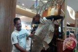 Kerajinan kulit buaya cukup diminati warga Palembang