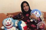 Nurhasanah pengisi suara kartun Doraemon meninggal dunia