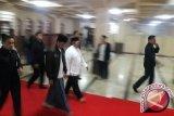 Presiden tunaikan subuh di Masjid Raya Bandung
