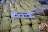BNN sita 212,5 kg sabu