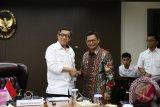 Yasonna Puji Inisiatif Gubernur Kaltara--Irianto Paparkan Pembangunan Lapas Bulungan