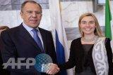 Menlu Rusia Lavrov salahkan Uni Eropa atas kehancuran hubungan dengan Rusia