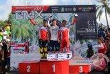 Timnas BMX : Bagus Saputra harus puas diperingkat dua ACC BMX Malaysia