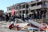 50 Orang Tewas dalam Pemboman Turki terhadap Suku Kurdi