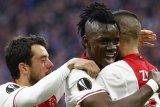 Dua gol Traore bawa Ajax menuju final Liga Europa
