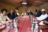 Presiden Mali menyatakan mundur usai ditahan oleh militer pemberontak