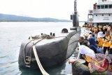 Indonesia minta bantuan Singapura dan Australia cari kapal selam KRI Nanggala