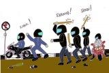 Komunikasi Cara Cegah Remaja Ikut Geng Motor, kata Psikolog