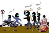 Polisi buru provokator tawuran