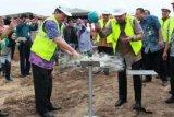 Optimalisasi Penggunaan Limbah Sawit, PTPN V Bangun Pembangkit Listrik Biogas