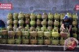 Harga elpiji 3 kg  subsidi di Palangka Raya tembus Rp29 ribu