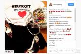 Ini Alasan Dolce & Gabbana Dandani Melania Trump