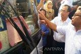 Kemenhub tegaskan bus berstiker hanya angkut  penumpang non-mudik