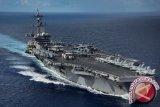Dua kapal induk AS kembali ke Laut China Selatan di tengah situasi memanas