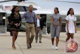 Sasha Obama, putri mantan presiden AS Barack dan Michelle Obama lulus SMA