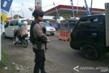 Personel Gegana Banyumas Patroli Antisipasi Teror