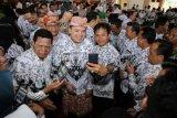 Pemprov Lampung Anggarkan Tunjangan Guru Honor