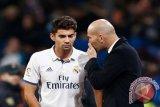 Enzo Zidane  bergabung dengan klub Ligue 2 Prancis Rodez