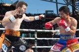 Arum optimistis akan pertarungan ulang Pacquiao vs Horn segera diumumkan