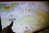 Suhu dingin Yogyakarta terpengaruh angin Australia