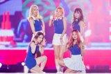 Lima Tangga Musik Korea dan iTunes di 16 Negara Dikuasai Red Velvet