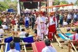 Presiden Hadiri Festival Tenun Ikat Sumba 2017