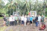TNI - Pemkab Minahasa Utara Galakkan Swasembada Pangan