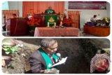 Bupati JWS Pimpin Ibadah HUT ke-93 Jemaat Alfa Omega Pulutan