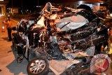 Kecelakaan Karambol di Tol Ungaran-Bawen, Kadis Kependudukan Salatiga Tewas