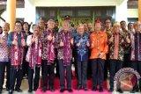 Yogyakarta-Lamandau Jajaki Kerjasama Bidang Transmigrasi