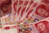 Yuan kembali melemah terhadap dolar AS