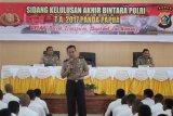 Polda Papua tetapkan 346 casis Bintara Polri