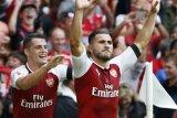 Adu Penalti Kalahkan Chelsea, Arsenal Juara Community Shield