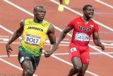 Gatlin ungguli Bolt untuk menangi gelar dunia