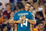 Real Madrid naik peringkat klasemen usai libas Leganes