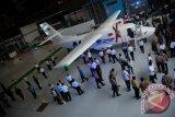 Pilot Esther Bangga bisa Terbangkan Pesawat N219