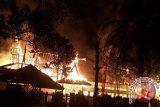 Tim Labfor Dilibatkan Cari Penyebab Terbakarnya MAN Sampit