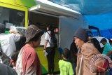 BPJSTK Sosialisasi Jaminan Sosial di Pasar Ekstrem Tomohon