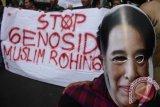 Aksi Teatrikal Untuk Rohingya