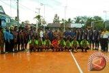 20 Tim Voli Perebutkan Piala Bupati Pulang Pisau Cup III