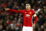 Chris Smalling mulai betah di Italia