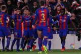 Barcelona Ajukan Banding Terkait 2 Kartu Kuning Suarez-Pique