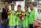 Popwil Mataram, Sultra siapkan empat cabang olahraga