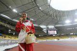 Putri Aulia bangga mampu bersaing dengan para juara dunia